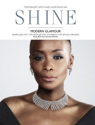 #MagLove 20 November 2015 — the best magazine covers this week — TRUE LOVE SHINE, 2016: Bonnie Mbuli.