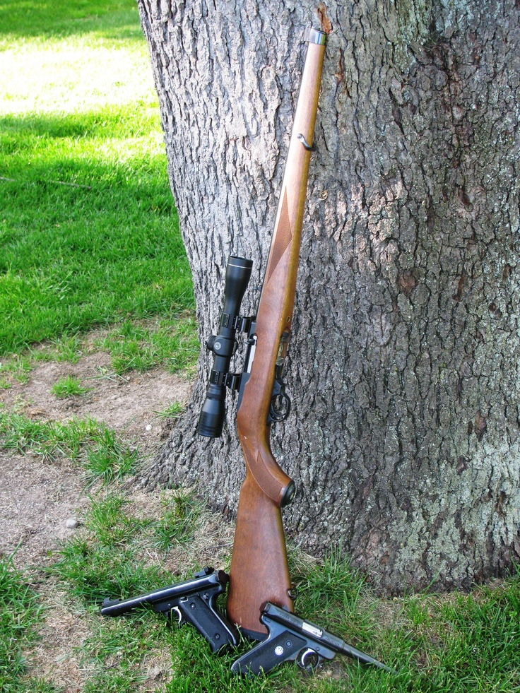 Ruger 10/22 International and Mark II pistols