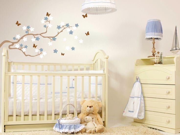 19 migliori immagini baby flower basic su pinterest for Decorazione stanza romantica