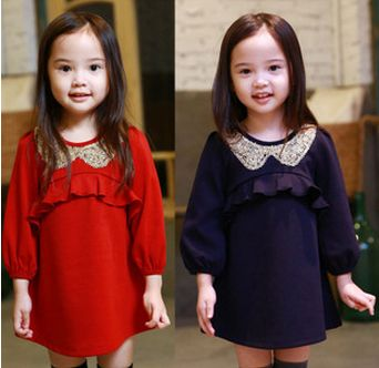 Even the little one wpuld love flaunting in #red bird inspired style one oiece #dress.