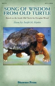 """Song of Wisdom from Old Turtle: Based on the book """"Old Turtle"""" by Douglas Wood: Douglas Wood, Joseph M. Martin: 9781617740992: Amazon.com: Books"""