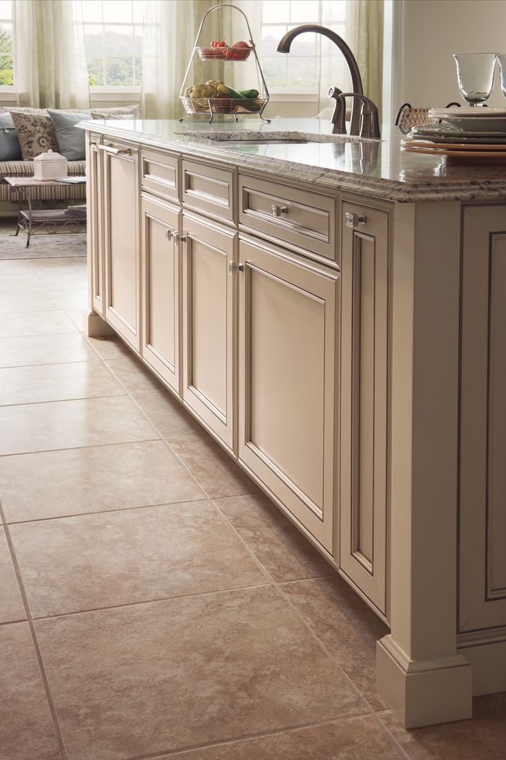 Kraftmaid grey kitchen cabinets - Find This Pin And More On Interior Design Armoire Kraftmaid Cabinets In Mushroom