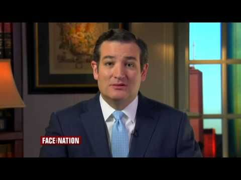 Ted Cruz Interview that CBS Didn't Want you to See