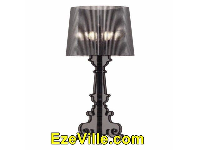 Amazing  Contemporary Table Lamps With Glass Shades003