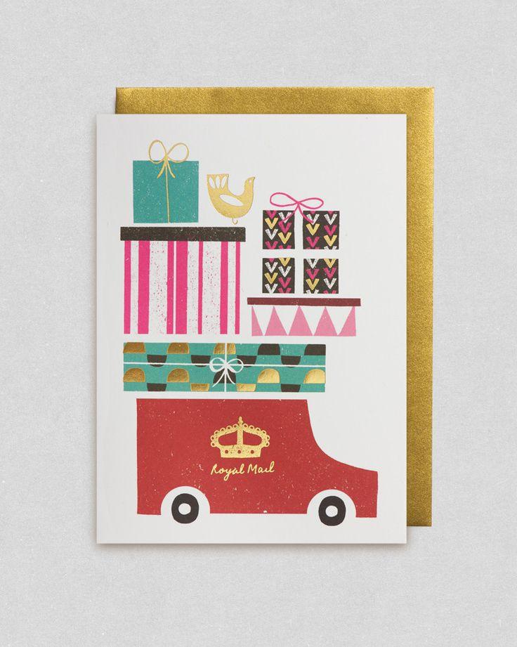 Greeting card by Debbie Powell | Lagom Design