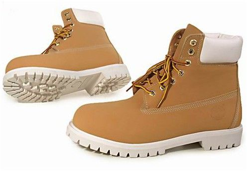 Mens Timberland 6 Inch Boots Line Wheat White [Timberland_US_18155] - $91.99 : Timberland Outlet,60% Discount OFF,Cheap Timberland Boots, Timberland Outlet
