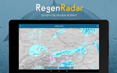 Download RegenRadar foar android gratis