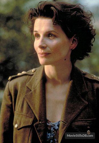 "Juliette Binoche in ""The English Patient"" (1996) Best Supporting Actress Oscar 1996"