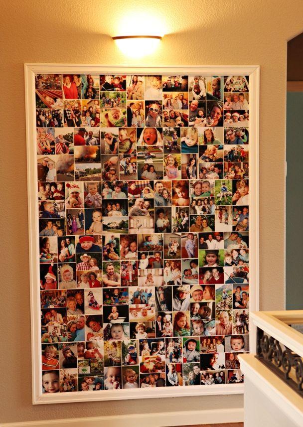 Que graça tem guardar nossos momentos em um álbum escondido no fundo do armário? Por isso, mostramos algumas dicas legais para usar fotos na decoração!
