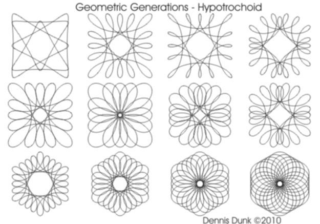 guilloche pattern algorithms Figure 1: a 7 × 7 guilloche pattern with 7 strands (left)  mirror curves, and  detailed studies of mirror curves as well as algorithms for their construction may  be.