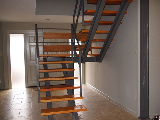 Our staircase