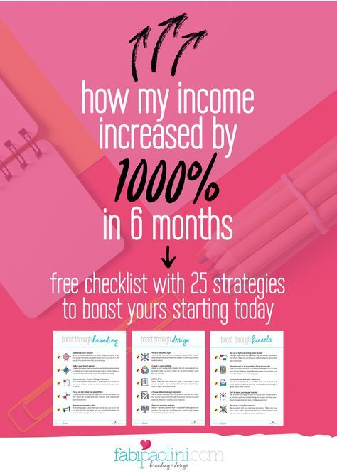 How my income increase by 1000% in 6 months! Tips and strategies YOU can follow to boost your business as well! You can see my step-by-step process so far!