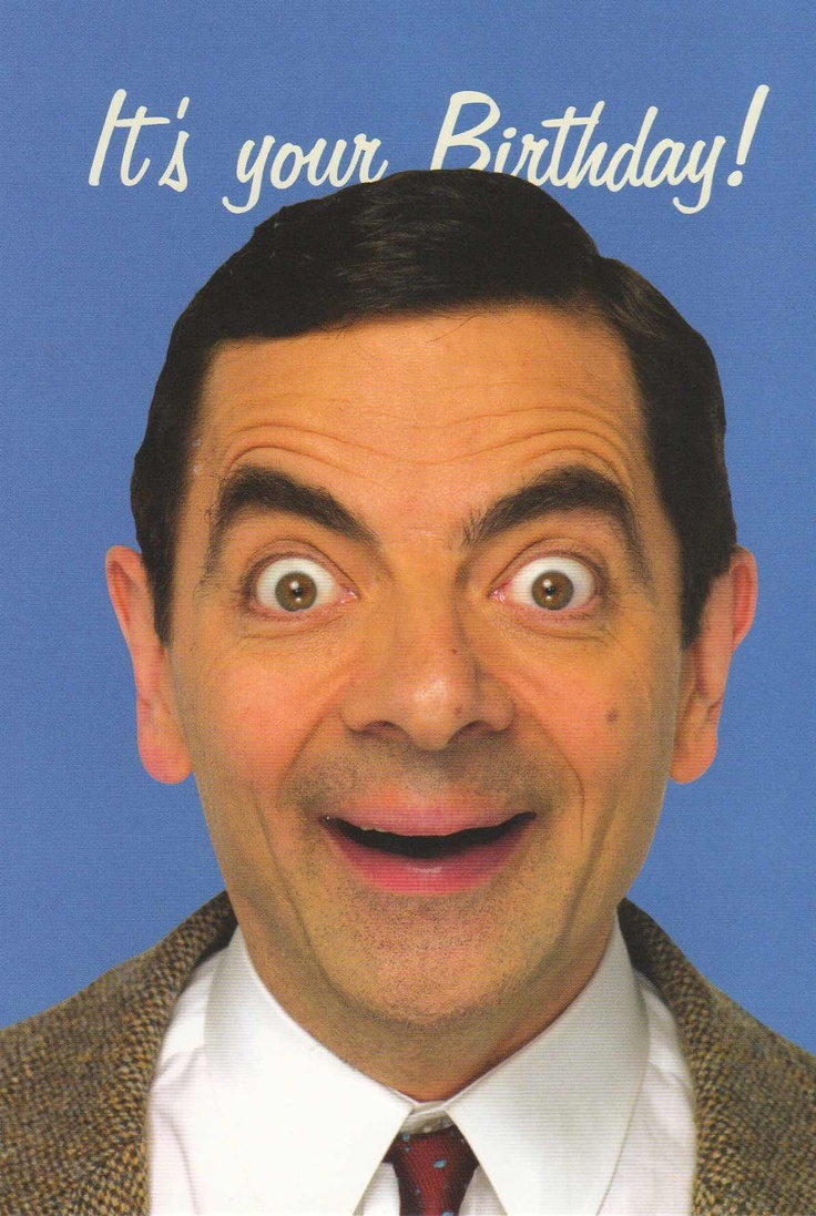 happy birthday mr bean images galleries with a bite. Black Bedroom Furniture Sets. Home Design Ideas
