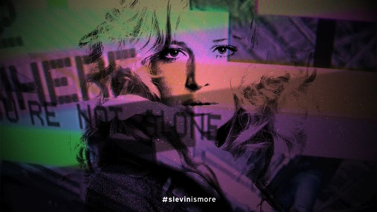 Monica Vitti - Concept design by Slevin www.slevin.it #slevinismore