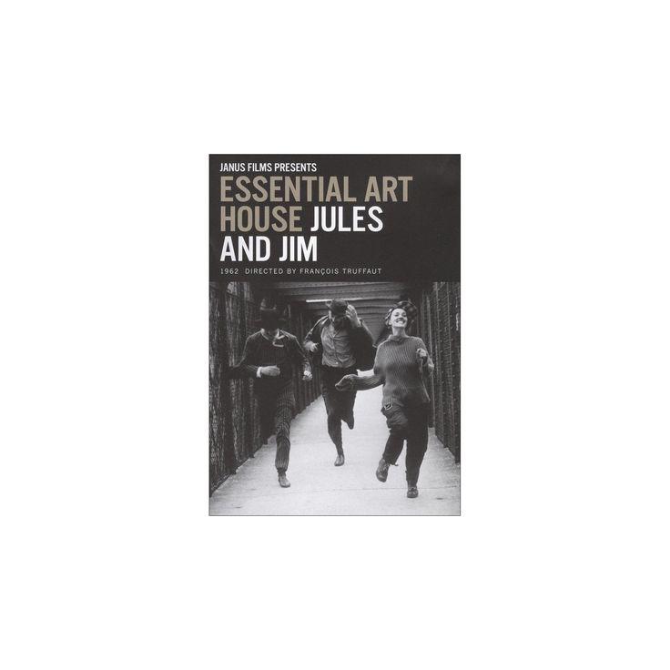Jules and jim (Dvd), Movies