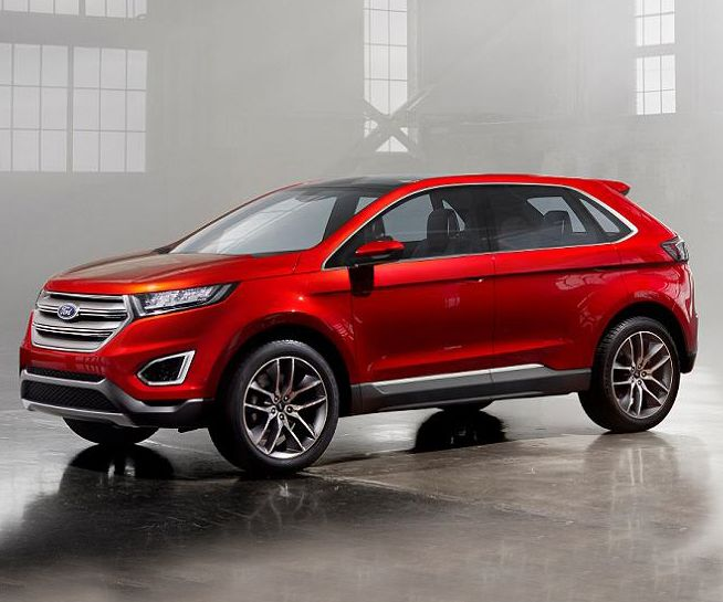 Ford Edge Price Interior Specs Design Cahnges Are Some Of Most Information Conect With This Model