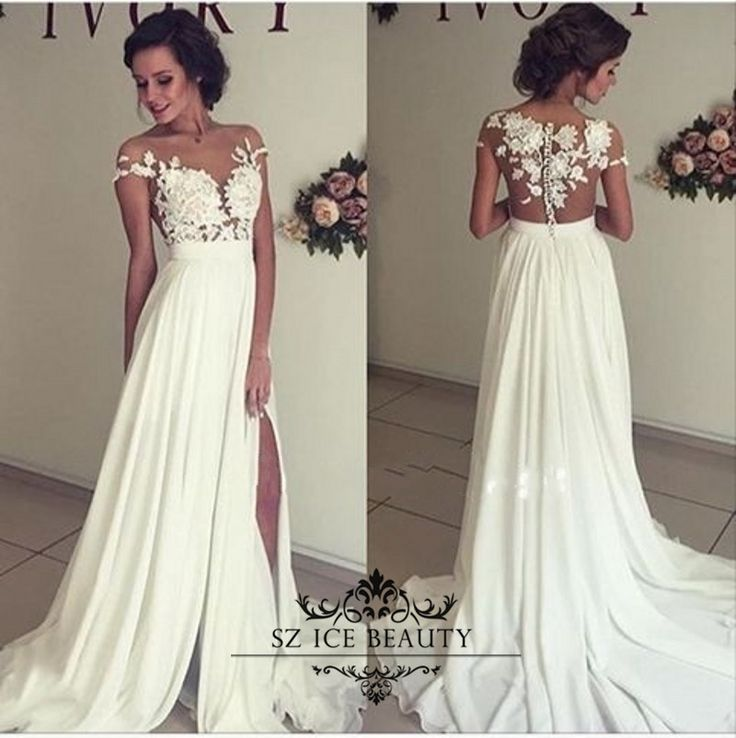 Online Get Cheap Wedding Dresses Bohemian -Aliexpress.com ...