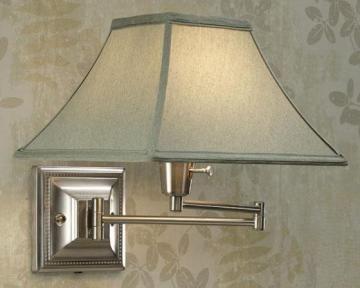 Sage Kingston Swing-Arm Pin-Up Lamp