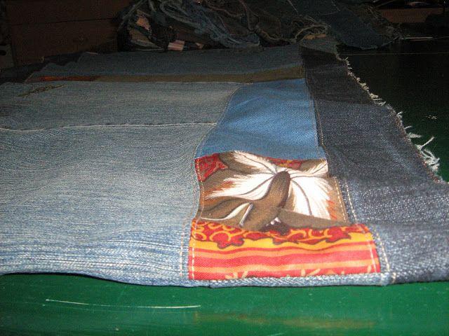 OrloSubito it: Boro textils, Quilting, e alcune prove