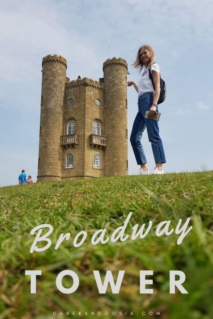 Day trip to Broadway Tower – best view in Worcestershire, England