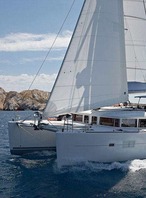 Naya Lagoon for Yachtcharter.