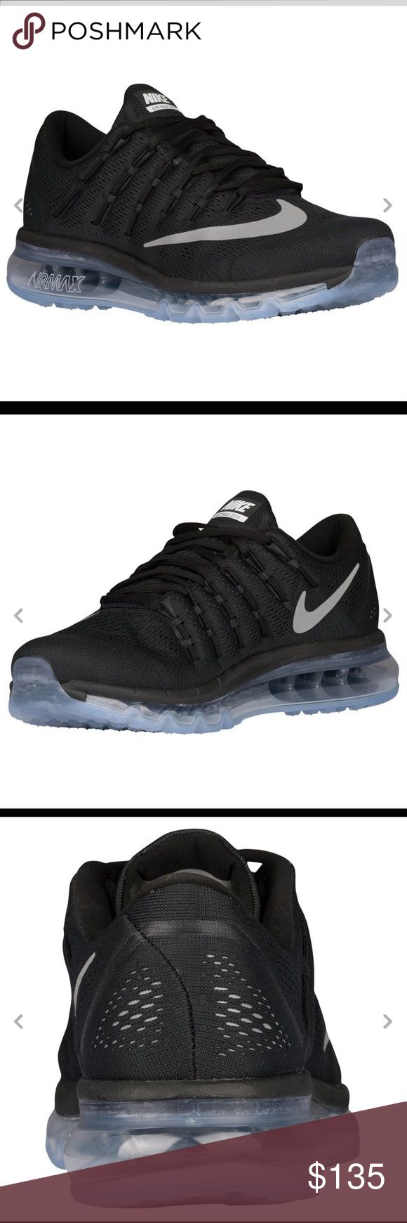 Nike Air Max 2016 Men's Running Shoes The Nike Air Max 2016 Mens Running Shoe is built with an Engineered Mesh base that appears to sit atop the same sole.The body of the silhouette looks to have a shape to it that also includes a new embedding Flywire support and a Nike Swoosh on the toe area.. Innovative AIR MAX 2016 w/better cushioning and even more comfortable fit The midsole adopted the flexible, cushioned, and lightweight 360 max air bag Deep forefoot grooves offer enhanced flexibility…