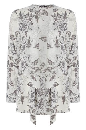 85f542670a Floral Print Kimono - Free UK Delivery - 10 12 14 16 18 20 - Glide