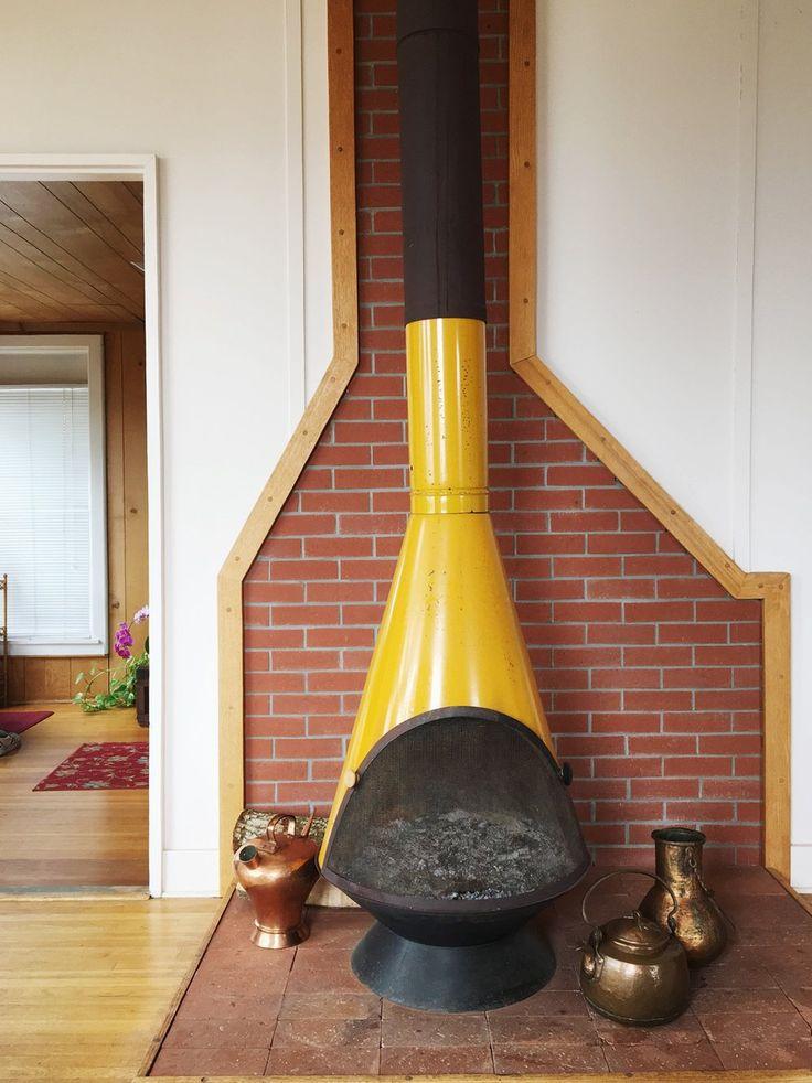 Best 20 Standing Fireplace Ideas On Pinterest Modern
