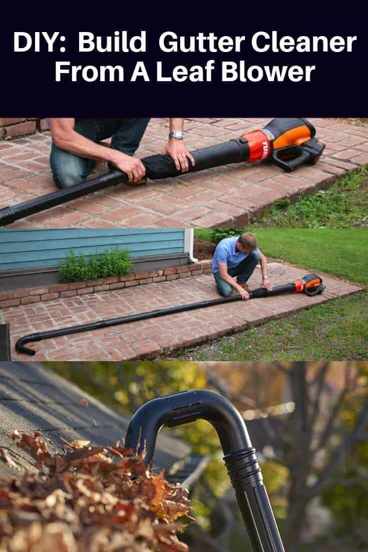 Homemade Gutter Cleaner Gutter Cleaner Diy Gutters Gutter Cleaning Tool