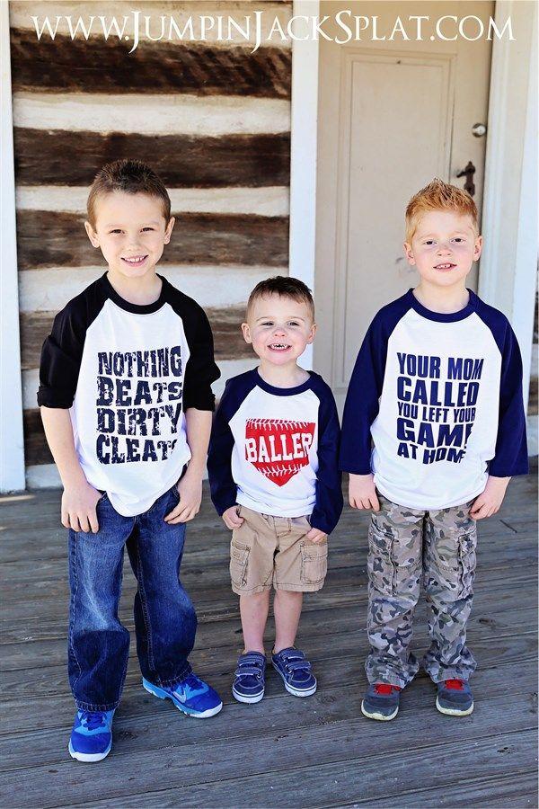 Boy Baseball Raglans! 3 Sayings {Jane Deals}