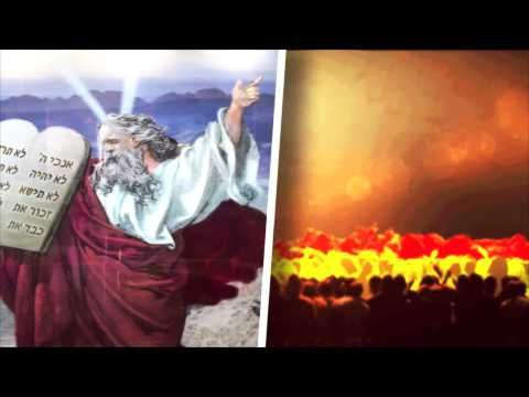 Pentecost - The Torah and the Holy Spirit - Pastor Larry Huch