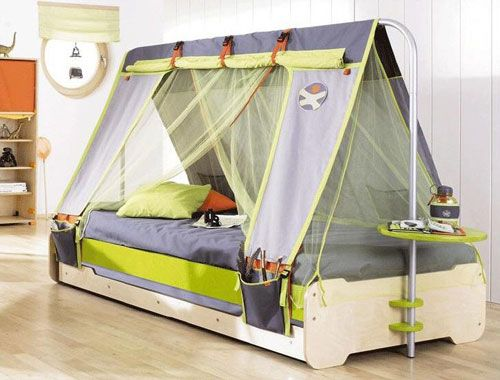 M s de 1000 ideas sobre camas para tienda de campa a en - Camas extensibles para ninos ...