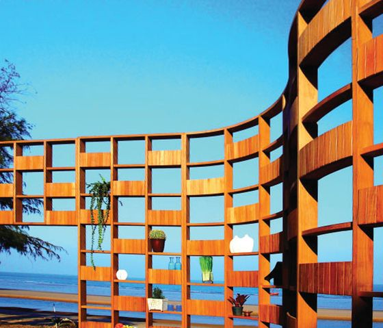 Biombos | Complementos | Green Wall | Deesawat | Koike. Check it out on Architonic
