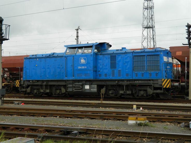 204 010 Pressnitztalbahn GmbH