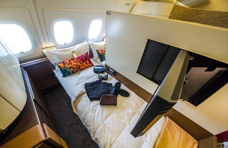 . Bütün yolculara çorap, kulak tıkacı, diş fırçası, tarak ve yüksek kaliteli seyahat aksesuarları temin edilir.