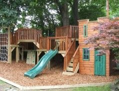 amazing playhouses and tree houses