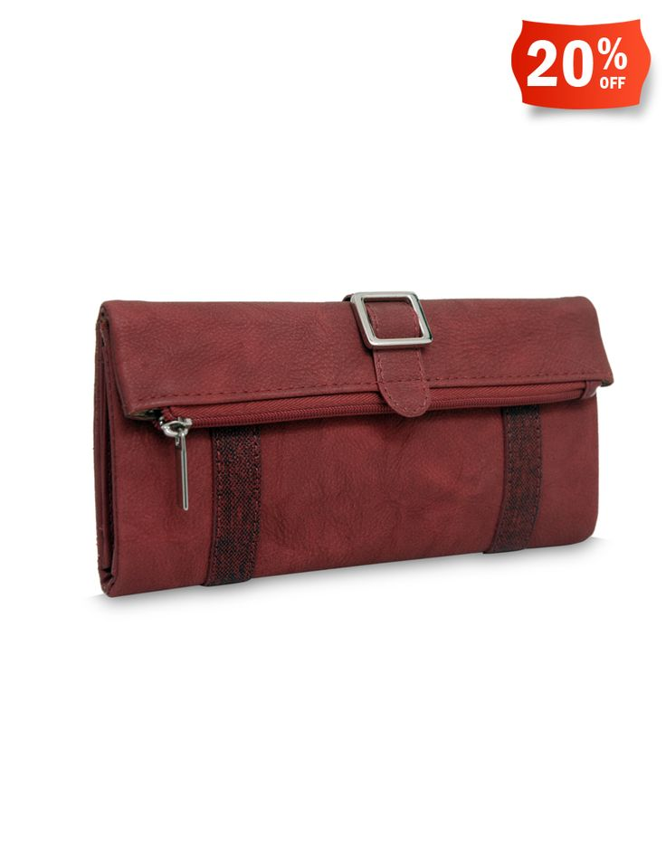 Baggit: Lw Goodness Aura Red - Rs. 1,025/- Discount price: Rs. 820/- Buy Now at: http://goo.gl/7xczw2