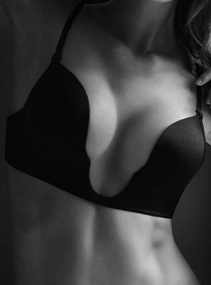 Victorias Secret - U-Plunge Push-Up Bra - Style Secrets. | #Bras ...