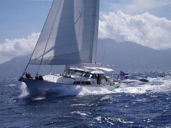 Sailing Yacht for Sale- 104 Alloy Custom