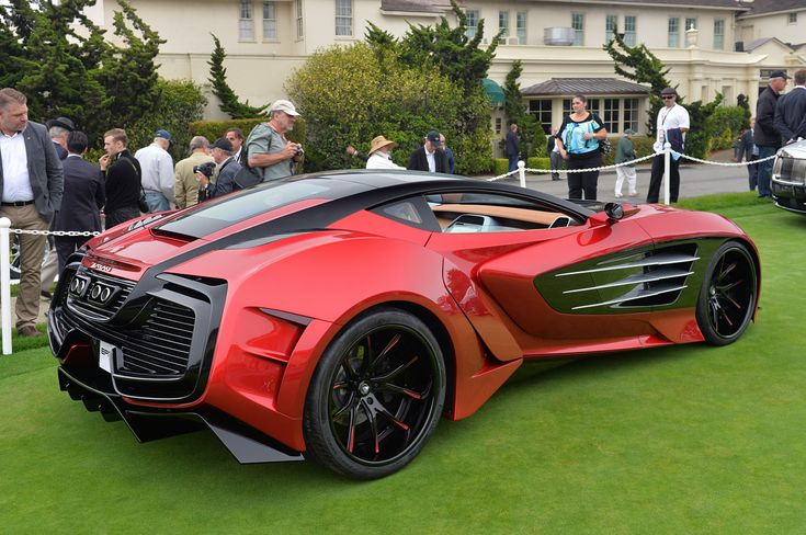 The $2M Laraki Motors Epitome Concept
