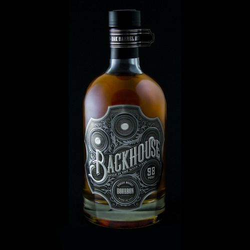 Typeverything.com - Backhouse Bourbon by Yuya Yoshida.