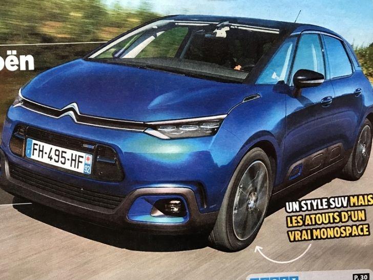 2020 Citroen C4 Rumors | Citroën c4
