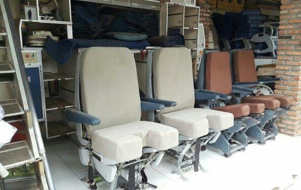 Pilot Seat - boeing 737