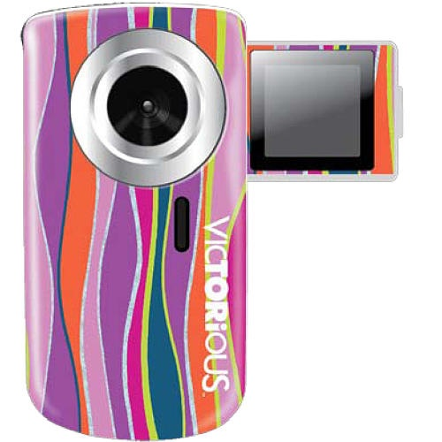 Victorious video camera sakar international toys r for Porte bebe toys r us
