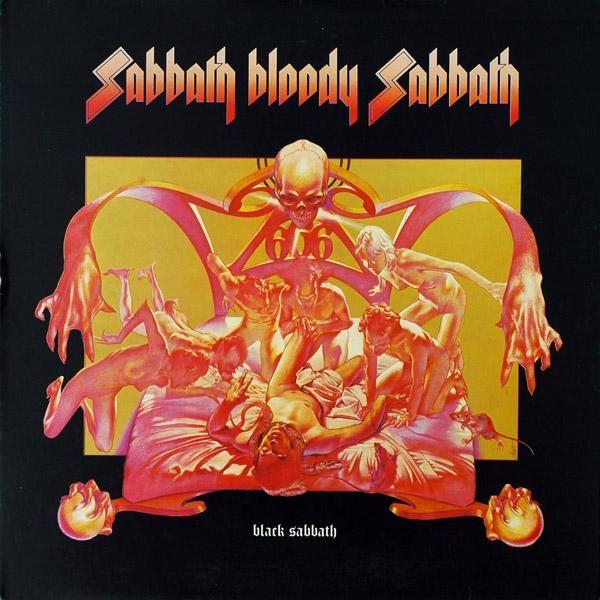 Black Sabbath - 'Sabbath Bloody Sabbath'. (1973)