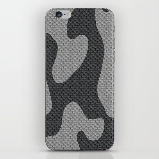 Snakeskino iPhone & iPod Skin