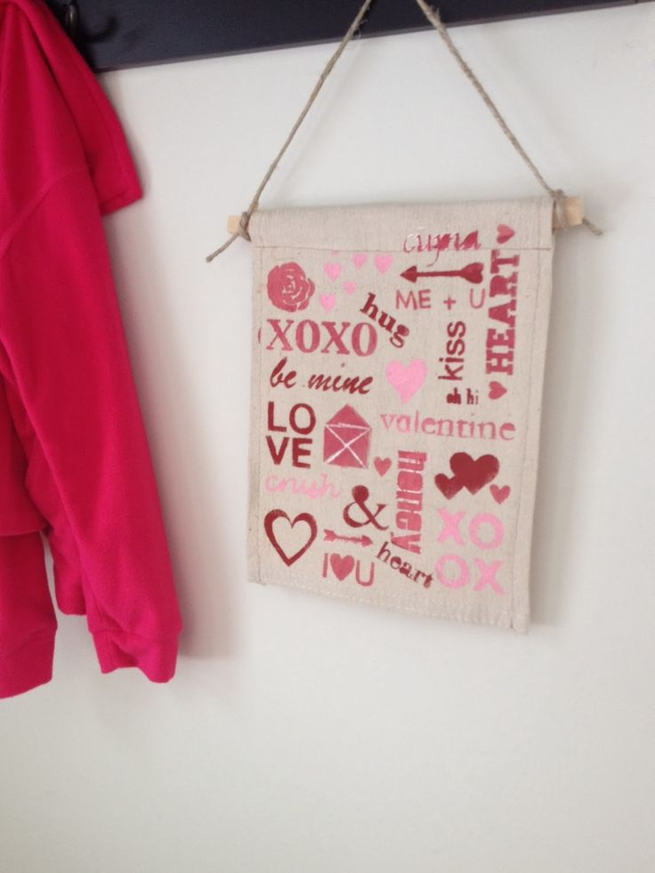 Best 193 holidays valentines day images on pinterest silhouette diy valentines day subway art banner diy banner valentinesday giftideas solutioingenieria Image collections