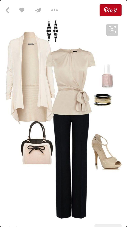 Very elegant look for work