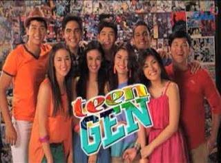 Teen Gen GMA Kapuso Network TV Youth Oriented Drama   Teen Generation GMA Entertainment TV Group GMA Pinoy TV