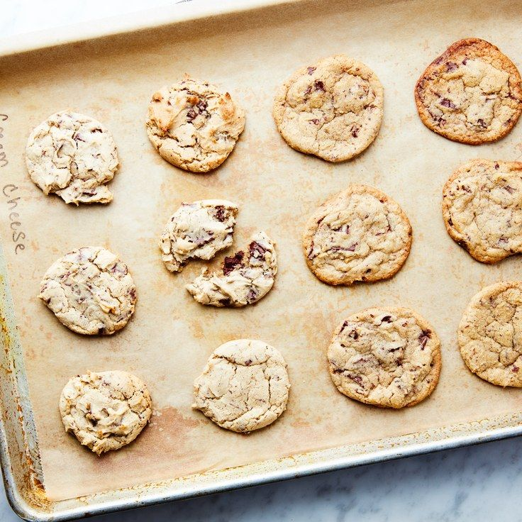 The Trick to Making the Softest Cookies Ever-Chewy chocolate chip cookies